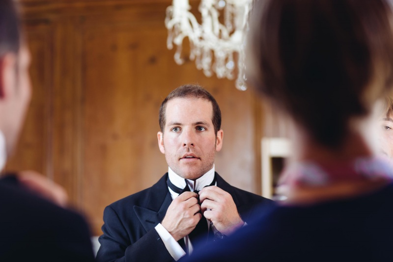 The ultimate guide to the groom's wedding speech