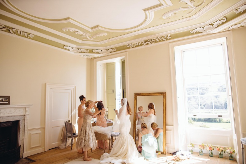 Top 5 Wedding Dress Shops In Exeter Pynes House
