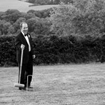 Photo of Croquet in Black and White