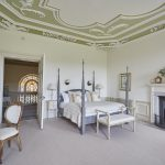 wedding venue bedroom devon