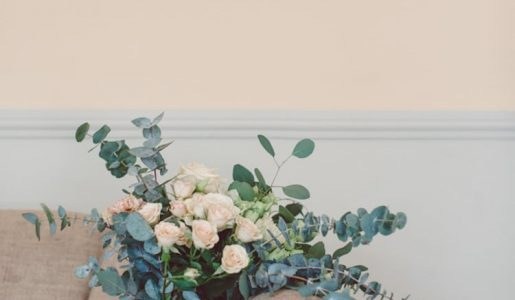 3 Colour Schemes for a Spring Wedding at Pynes House
