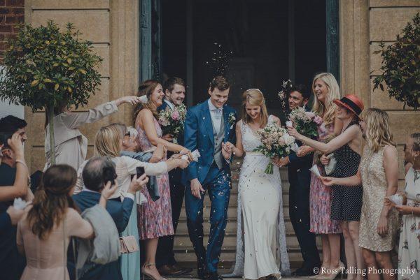 wedding day devon