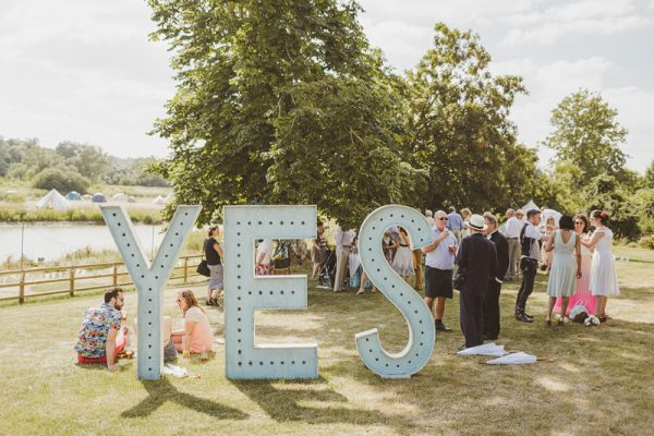 Fun and Fabulous Ways to Make the Most of an Outdoor Wedding