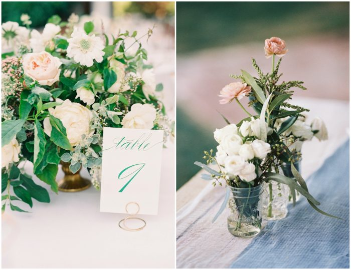 Enchanting Secret Garden Wedding Inspiration: Pink, Green and Ivory Colour Palette