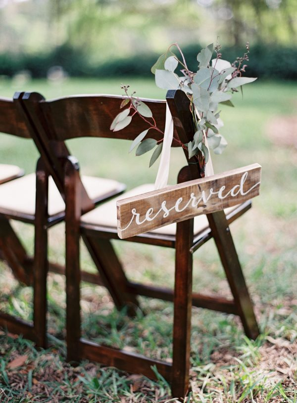 15 Fun Ways To Use Wedding Signs At Your Big Day stylemepretty.com - laurenpeelephotography.com15 Fun Ways To Use Wedding Signs At Your Big Day