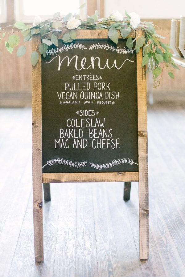 15 Fun Ways To Use Wedding Signs At Your Big Day stylemepretty.com - leighelizabeth.com