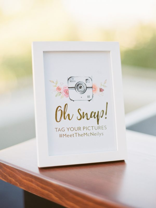 15 Fun Ways To Use Wedding Signs At Your Big Day stylemepretty.com - rachel-solomon.com