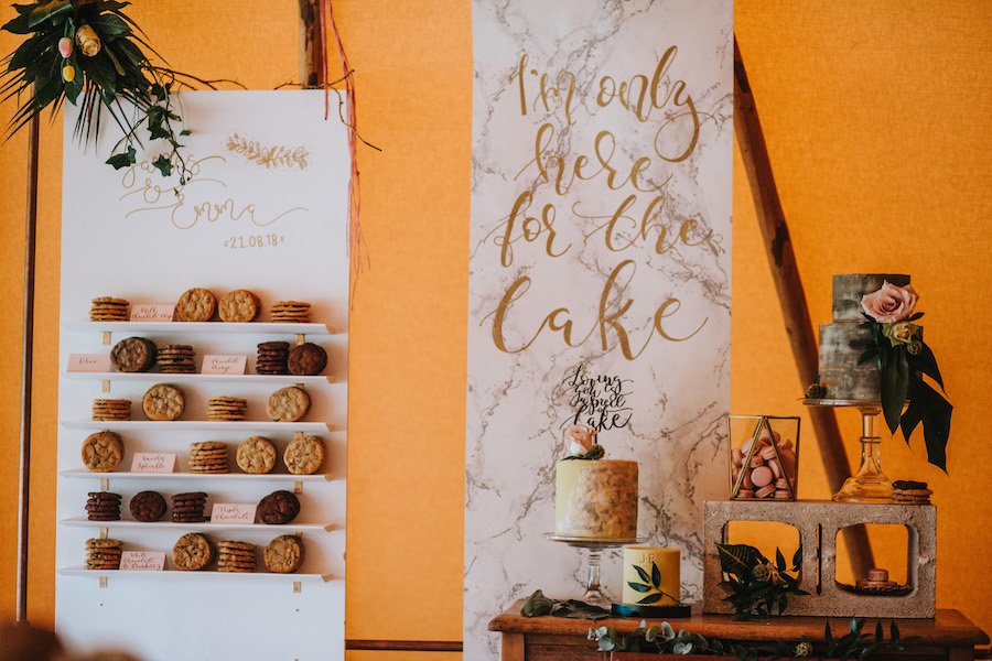 Be Inspired - Fun Ideas For Your Wedding Food Station