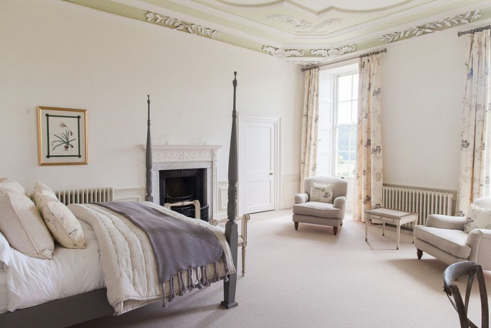 Everything You Need To Know About Pynes House: The Bridal Suite & Accommodation