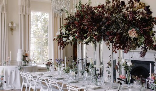 Everything You Need To Know About Pynes House: The Wedding Breakfast